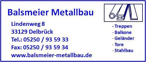 Werbung-Balsmeier-Metallbau