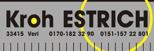 Estrich-Kroh